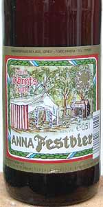 Anna Festbier