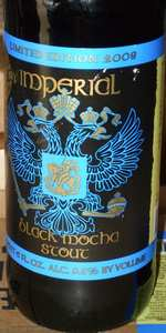 Highland Imperial Black Mocha Stout