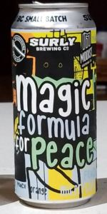 Magic Formula for Peace