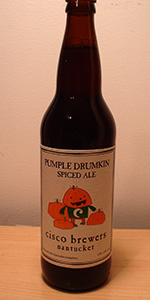 Pumple Drumkin Spiced Ale