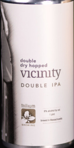 Vicinity - Double Dry Hopped