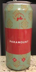 Paramount Pale Ale