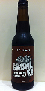 Growler American Brown Ale