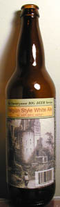 Smuttynose Belgian Style White Ale (Big Beer Series)