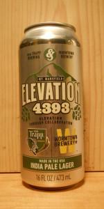 Elevation 4393