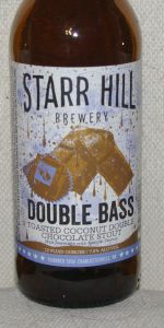 Double Bass Toasted Coconut Double Chocolate Stout