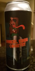 Dunkel Kong Country
