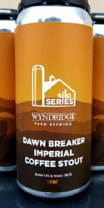 Dawn Breaker Imperial Coffee Stout