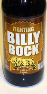 Fighting Billy Bock
