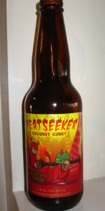 HeatSeeker Coconut Curry Porter