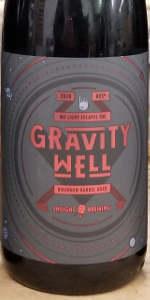 Gravity Well - 2 Year Bourbon Barrel Aged