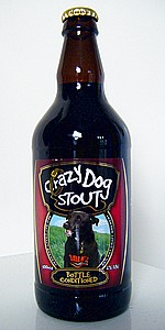 Crazy Dog Stout
