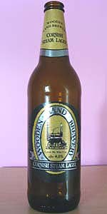 Cornish Steam Lager