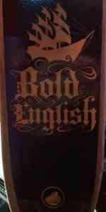 Bold English Ale