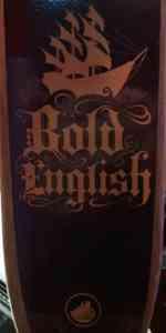 Bold English Ale