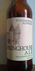 Springhouse Ale