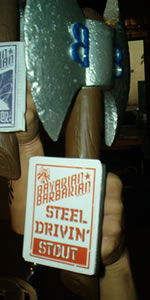 Steel Drivin' Stout