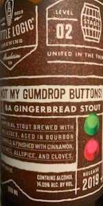 Not My Gumdrop Buttons!