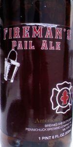 Fireman's Pail Ale