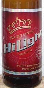 Warsteiner Premium HiLight