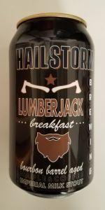 Bourbon Barrel Aged Lumberjack Breakfast