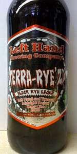 Terra-Rye'ZD Black Rye Lager