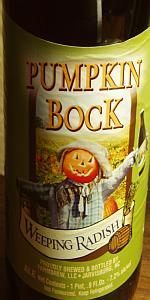 Pumpkin Bock