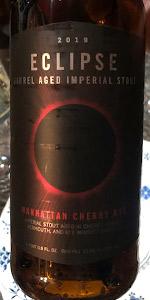 Imperial Eclipse Stout - Manhattan Cherry Rye