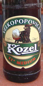 Kozel 11° Medium