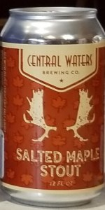 Salted Maple Stout