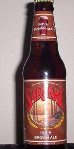 Saranac India Brown Ale