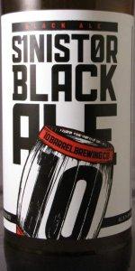 S1nist0r Black Ale