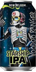 Voodoo Ranger Starship IPA