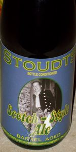 Stoudt's Scotch Style Ale (Barrel-Aged)