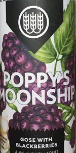 Poppy's Moonship - Blackberries