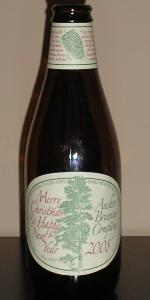 Our Special Ale 2008 (Anchor Christmas Ale)