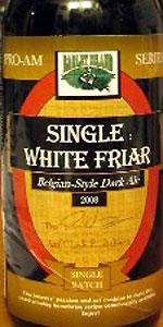 Single White Friar