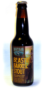 Beastie Barrel Stout