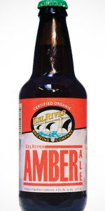 Certified Organic Amber Ale