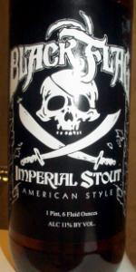Black Flag Imperial Stout (Hop Harvest Edition)