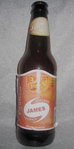 Newport Storm - James (Cyclone Series)