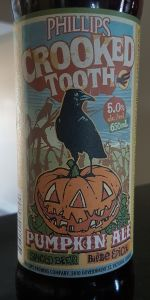 Crooked Tooth Pumpkin Ale