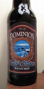 Dominion Winter Brew 2008