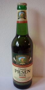 Classic Pilsen Beer