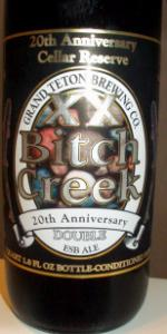 XX Bitch Creek