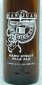 Haro Strait Pale Ale
