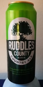 Ruddles County Country Ale
