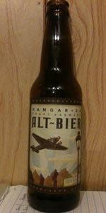 Alt-Bier Ale