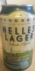 Wheels Up Helles Lager