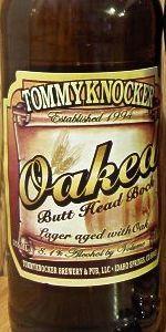 Oaked Butt Head Bock